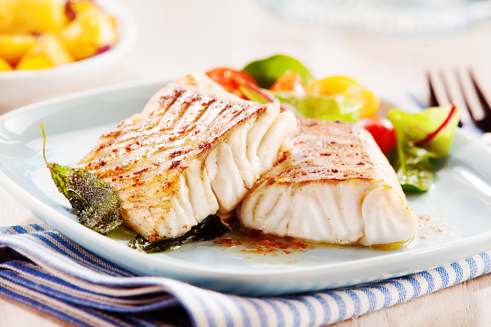 Fish contains omega-3 fatty acids