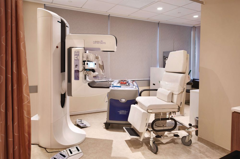 A 3D mammogram is an imaging test for breast cancer detection and investigating other breast problems.
