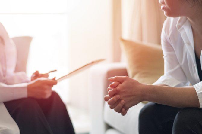 卵巢癌持效治療減復發