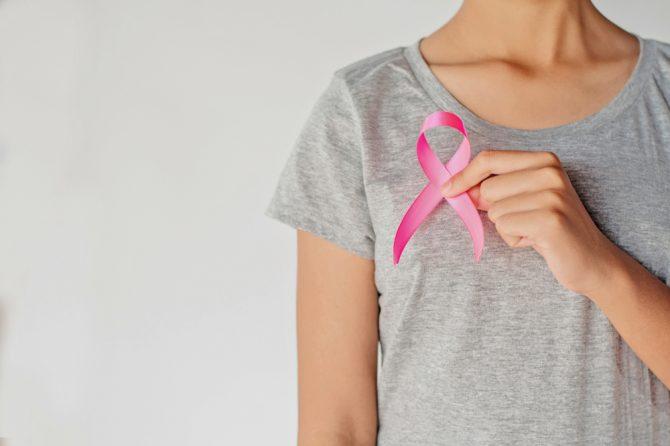 對付女性公敵:乳癌