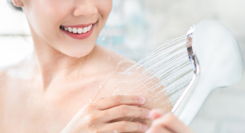Menstruation personal hygiene