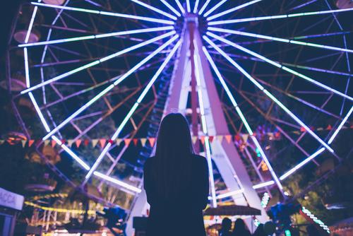 Ferris Wheel and memory