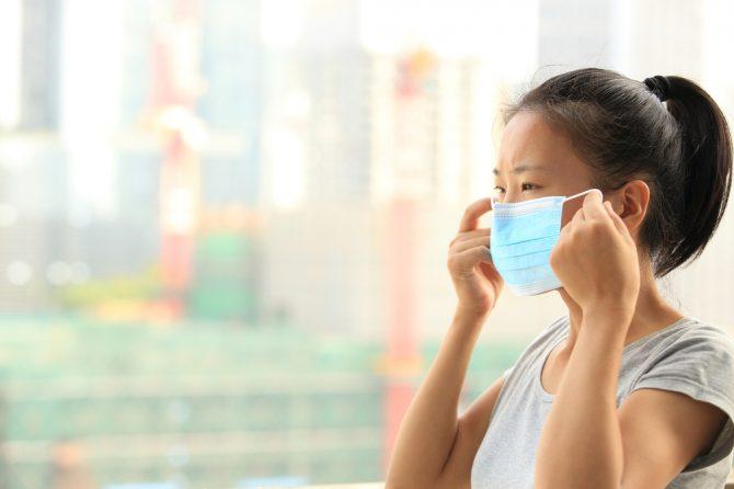 戴錯口罩會增致癌風險?醫生︰建議選擇有ASTM F2100-11標示口罩