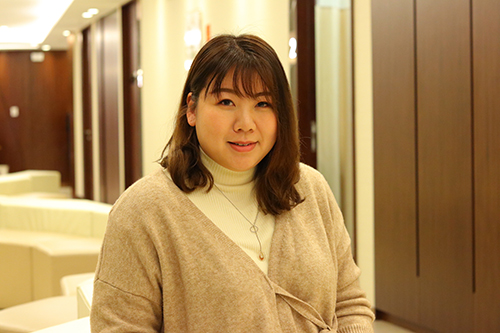 香港綜合腫瘤中心癌症適應支援經理鄧曉嫈