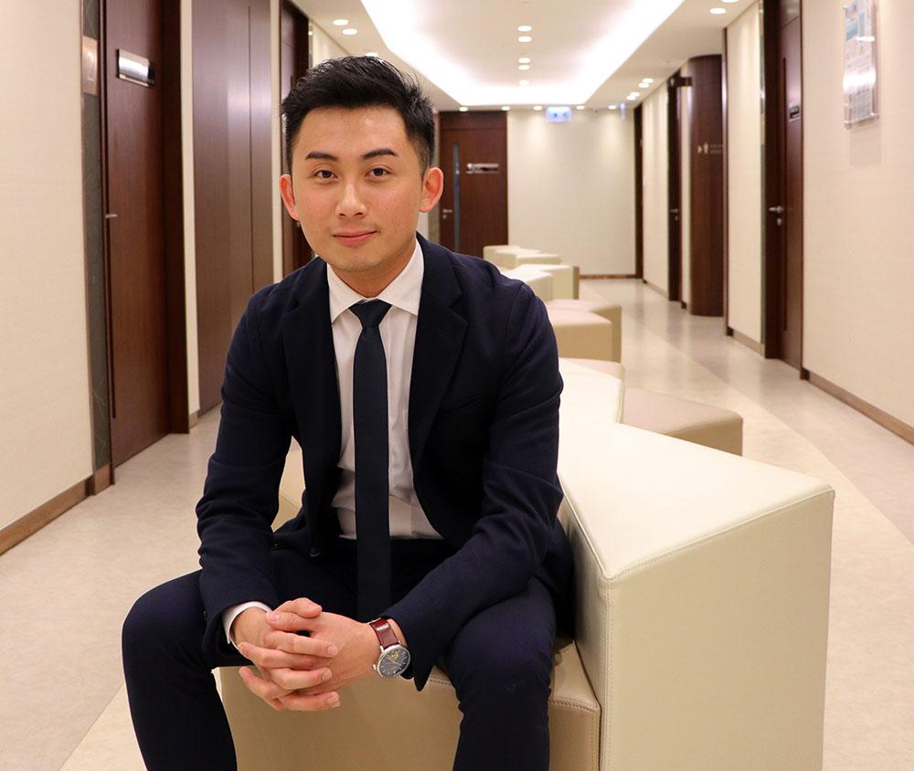 香港綜合腫瘤中心註冊營養師李振洋