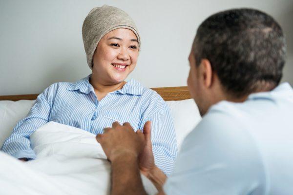 乳癌患者的最佳枕邊人