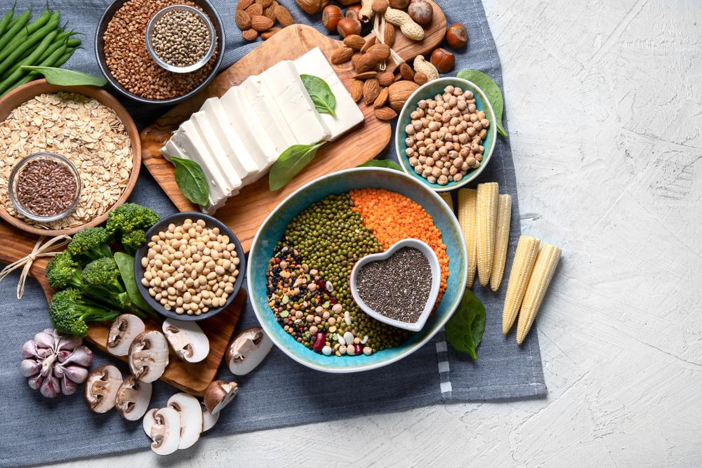 高蛋白飲食