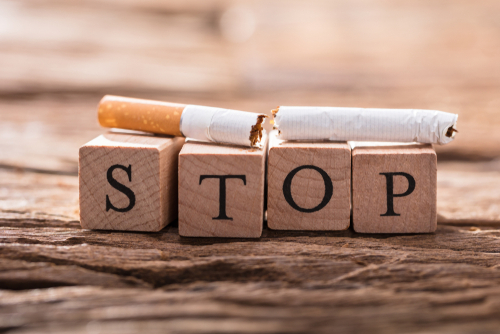 Stop Smoking and Tobacco free day