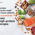Why are high-protein diets important to cancer patients?