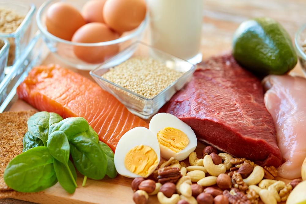 補充熱量及蛋白質