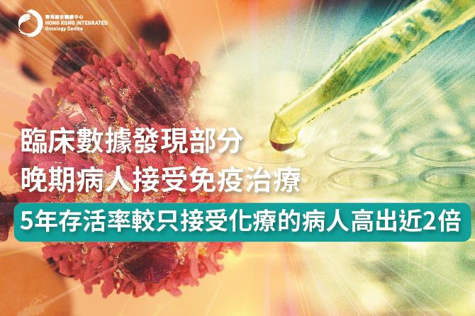 肺癌免疫治療的新數據