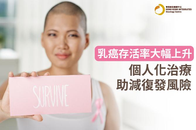 乳癌治療知多啲