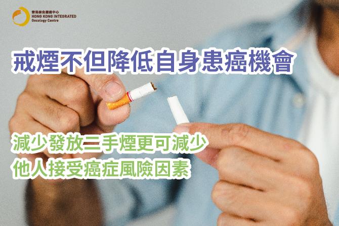 不吸煙也會患肺癌