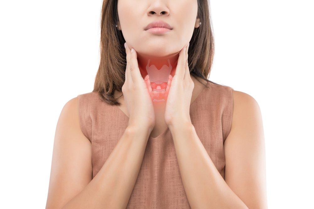 女性較易患上甲狀腺疾病